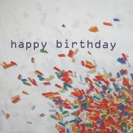 1234. Happy birthday. 5 шт., 6 руб/шт