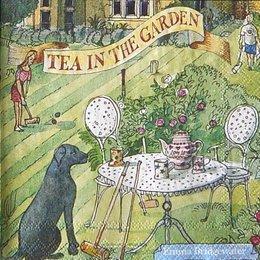 12340. Чай в саду