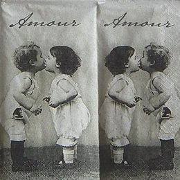 12345. Поцелуй. 5 шт., 25 руб/шт