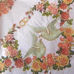 12380. Свадебные голуби