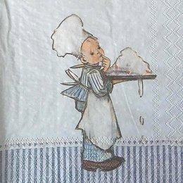 12396. Мальчик повар