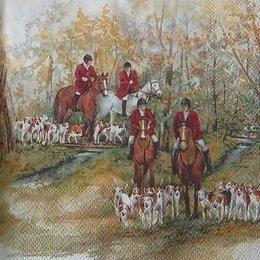 12411. Охота с собаками