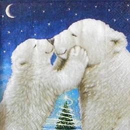 12550. Белые медведи. 5 шт., 17 руб/шт