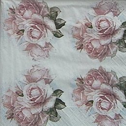 12603. Букетики из роз