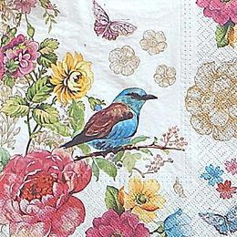 12622. Голубая птица. 10 шт., 17 руб/шт