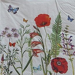 12629. Полевые цветы