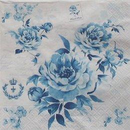 12664. Голубые розы