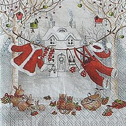 12750. Подготовка к рождеству. 5 шт., 20 руб/шт