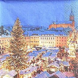 12756. Рождественские огни. 10 шт., 21 руб/шт