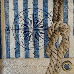 12813. Компас и веревка