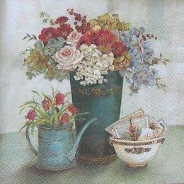12935. Винтажные вазы