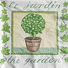 12956. The garden