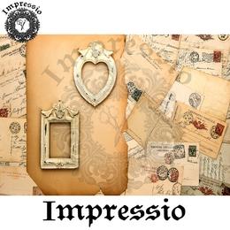 13655. Декупажная карта  Impressio, плотность 45 г/м2