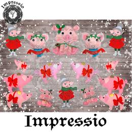 14889. Декупажная карта Impressio, плотность 45 г/м2