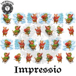14892. Декупажная карта Impressio, плотность 45 г/м2