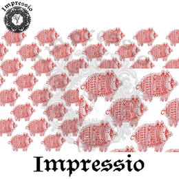 14894. Декупажная карта Impressio, плотность 45 г/м2