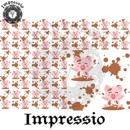 14895. Декупажная карта Impressio, плотность 45 г/м2