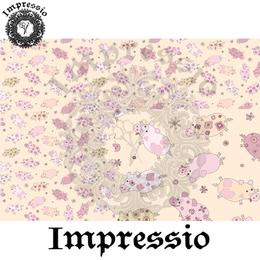 14896. Декупажная карта Impressio, плотность 45 г/м2