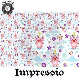 14897. Декупажная карта Impressio, плотность 45 г/м2