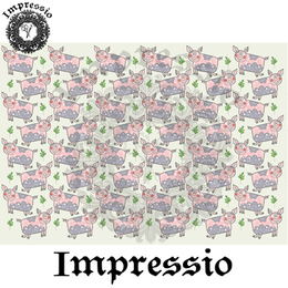 14901. Декупажная карта Impressio, плотность 45 г/м2