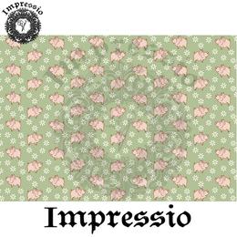 14902. Декупажная карта Impressio, плотность 45 г/м2