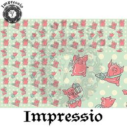 14904. Декупажная карта Impressio, плотность 45 г/м2