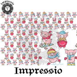 14905. Декупажная карта Impressio, плотность 45 г/м2