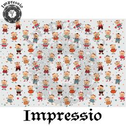 14908. Декупажная карта Impressio, плотность 45 г/м2