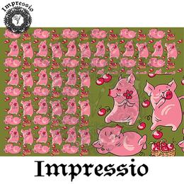 14909. Декупажная карта Impressio, плотность 45 г/м2