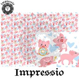 14910. Декупажная карта Impressio, плотность 45 г/м2