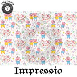 14911. Декупажная карта Impressio, плотность 45 г/м2