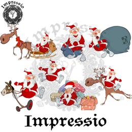 14942. Декупажная карта Impressio, плотность 45 г/м2