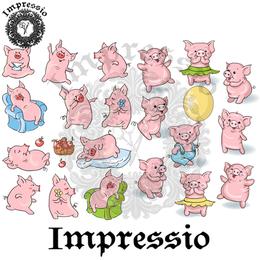 14951. Декупажная карта Impressio, плотность 45 г/м2