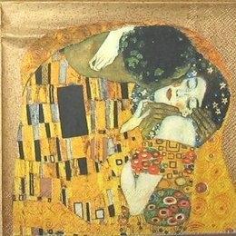 12867. Климт на золоте