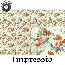 15528. Декупажная карта Impressio, плотность 45 г/м2
