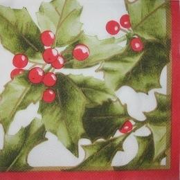 1627. Рождественские ягоды. 5 шт., 9 руб/шт
