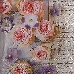 20012. Розы на письменах