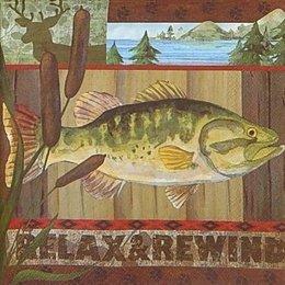 20032. Рыбалка