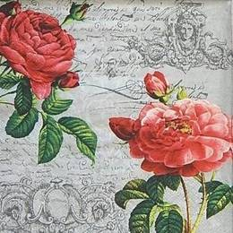 20051. Розы и винтаж