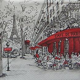 20081. Париж. 10 шт., 18 руб/шт