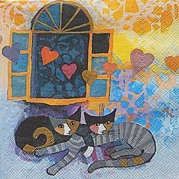 20089. Коты. 5 шт., 24 руб/шт