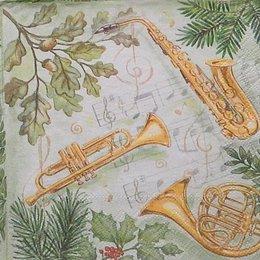 20173. Инструменты на нотах. 5 шт., 20 руб/шт