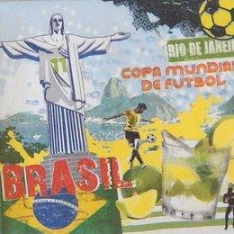 20195. Бразилия. 5 шт., 20 руб/шт