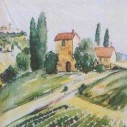 20198. Тоскана