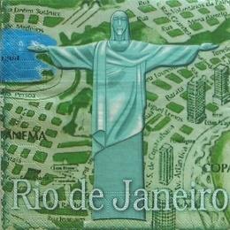 2337. Рио-де-Жанейро