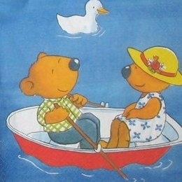 2534. Мишки в лодках