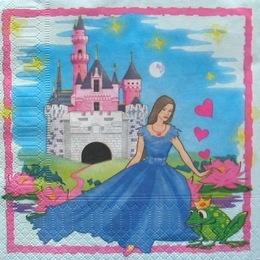 2706. Принцесса и лягушка. 5 шт., 10 руб/шт