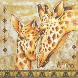 3121. Жирафы