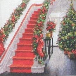 3391. Рождественская лестница. 5 шт., 23 руб/шт
