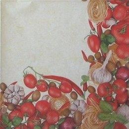 4138. Бордюр из овощей